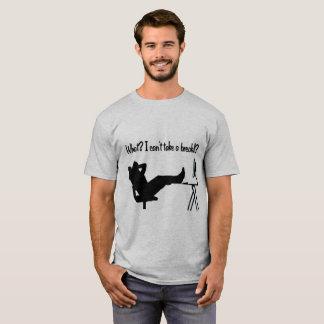 T-shirt Aucunes coupures