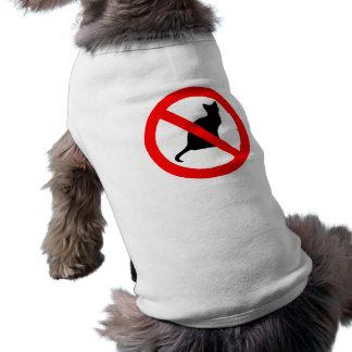 T-shirt Aucuns chats