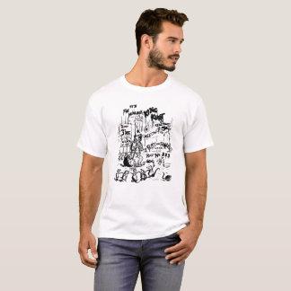 T-shirt Aucuns chats permis
