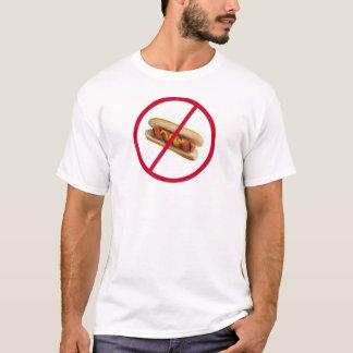 T-shirt aucuns hot-dogs ! !