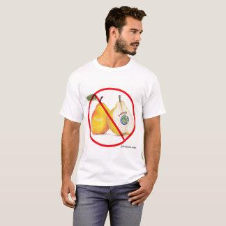 T-shirt Aucuns jokers avec la chemise de poires