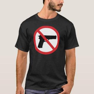 T-shirt Aucuns pistolets