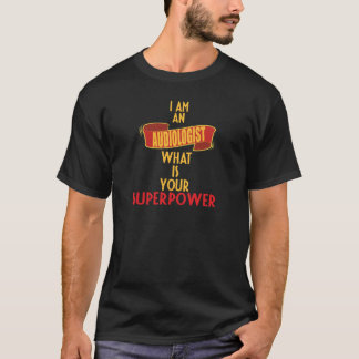T-shirt Audiologiste