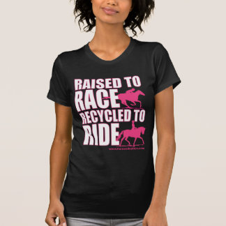 T-shirt Augmenté à la course réutilisée pour monter