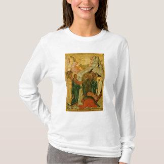 T-shirt Augmenter de Lazarre, icône russe