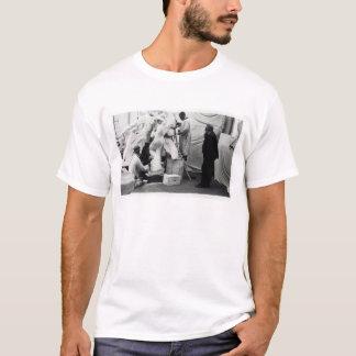 T-shirt Auguste Rodin dans son studio de Paris