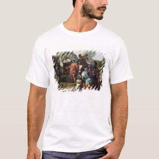 T-shirt Augustus avant la tombe d'Alexandre III