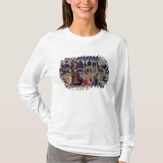 T-shirt Augustus et la sibylle de Tiburtine
