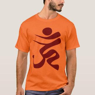 T-shirt Aum Sanskrit