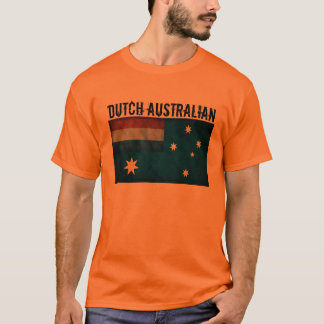 T-shirt Australien néerlandais