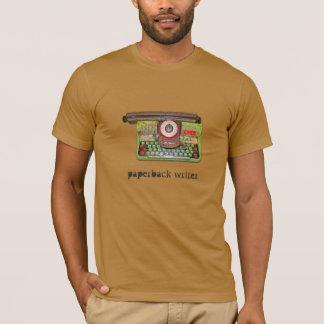 T-shirt Auteur de livre broché