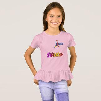 T-shirt Autisme d'Eakin avec des ruches