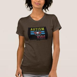 """T-shirt """"Autisme les dames T-Shirt* organique des enfants"""