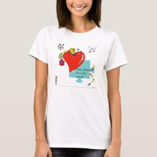 T-shirt Autiste de fils de d'un de maman de Fière de