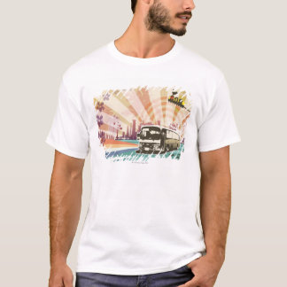 T-shirt Autobus