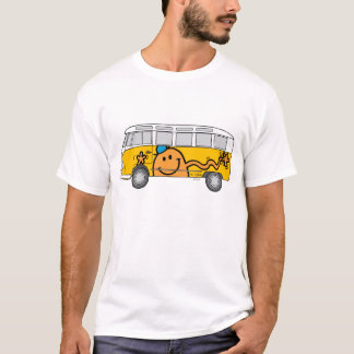 T-shirt Autobus de chatouillement