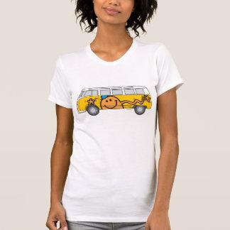 T-shirt Autobus de chatouillement
