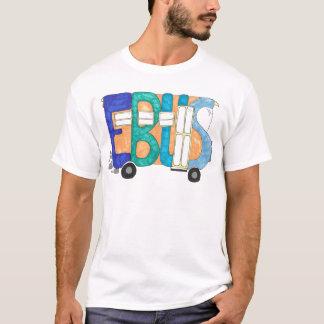 T-shirt Autobus d'EBUS '
