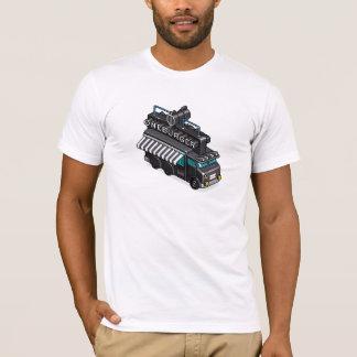 T-shirt Autobus d'Oneburger par l'E-Garçon