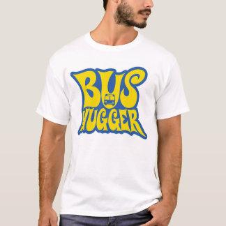 T-shirt Autobus Hugger de CPT avec le texte jaune