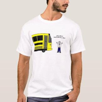 T-shirt Autobus mobile