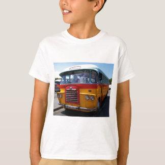 T-shirt Autobus vintage