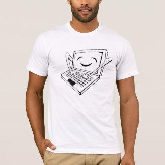 T-shirt automatique-programmeur d'ordinateur