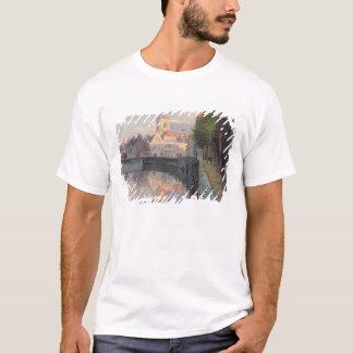 T-shirt Automne à Bruges