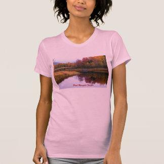 T-shirt Automne en parc national d'Acadia