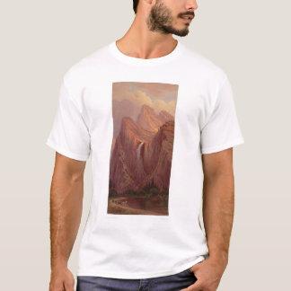 T-shirt Automne nuptiale de voile, vallée de Yosemite