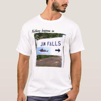 T-shirt Automnes de JIM, WI