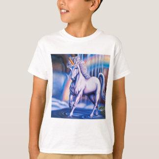 T-shirt Automnes de licorne