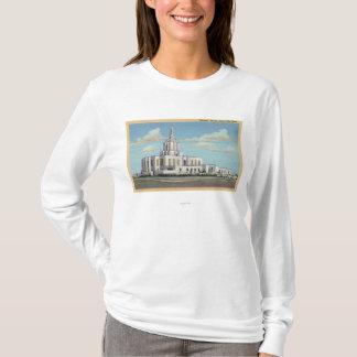 T-shirt Automnes de l'Idaho, identification - vue de