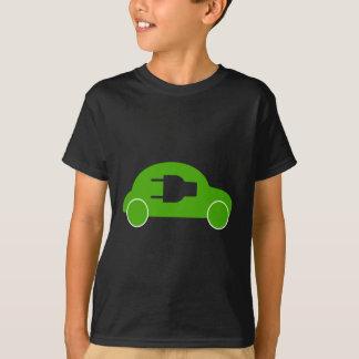 T-shirt Automobile électrique automatique d'Eco de voiture