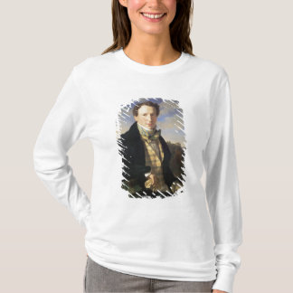 T-shirt Autoportrait, 1828