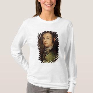 T-shirt Autoportrait avec des verres, 1788-98
