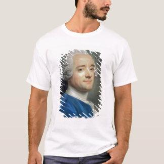T-shirt Autoportrait avec le jabot de dentelle