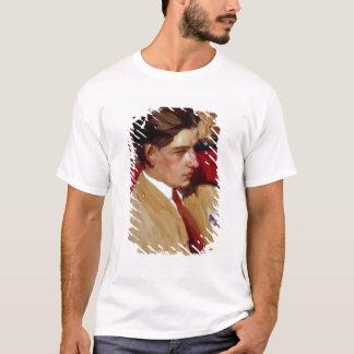 T-shirt Autoportrait dans le profil