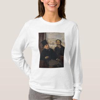 T-shirt Autoportrait W Evariste de Valernes d'Edgar Degas