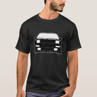 T-shirt Avant de Toyota MR2