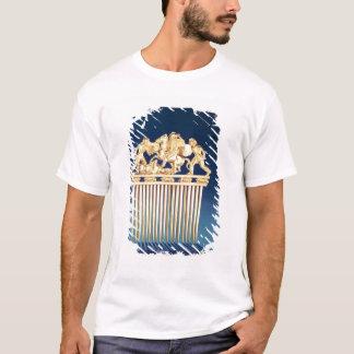 T-shirt Avant d'un peigne de Scythian