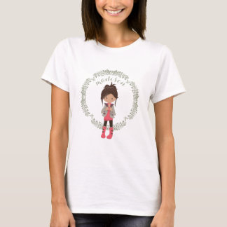 T-shirt Avatar Girly à la mode