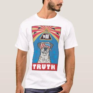 """T-shirt """"Avec la liberté et la justice pour tout le"""""""