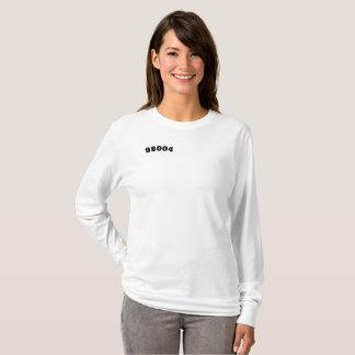 T-shirt avec le code postal