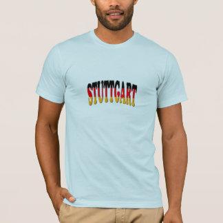 T-shirt avec le logo de Stuttgart contre le