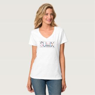 T-shirt avec le logo de Sumix
