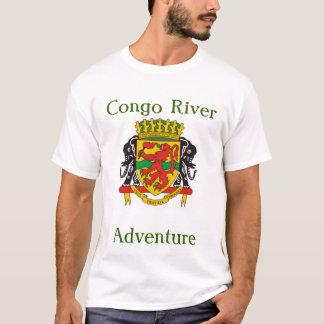 T-shirt Aventure Cie. du Congo