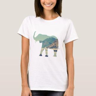 T-shirt Aventure d'éléphant