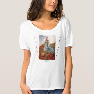 T-shirt Avenue Maria, Bella des femmes+T-shirt Slouchy de