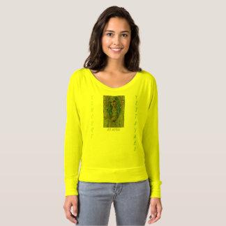 T-shirt Avenue Maria, Bella des femmes+Toile Flowy outre